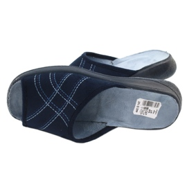 Befado women's shoes pu 442D147 blue 5