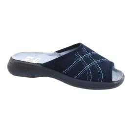 Befado women's shoes pu 442D147 blue 1