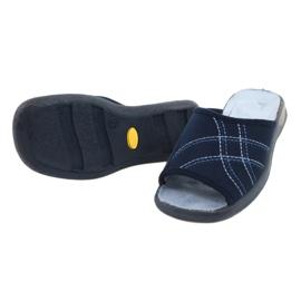 Befado women's shoes pu 442D147 blue 4