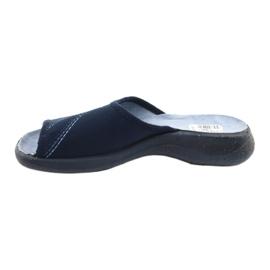 Befado women's shoes pu 442D147 blue 2