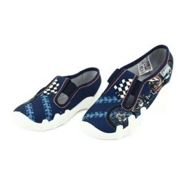 Befado children's shoes 290Y211 navy 3