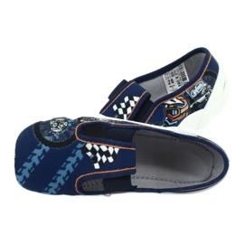 Befado children's shoes 290Y211 navy 5