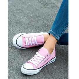 Bona Sports Sneakers pink 1
