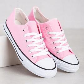 Bona Sports Sneakers pink 3