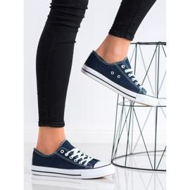 Bona Sports Sneakers navy blue 2