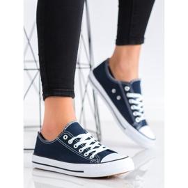 Bona Sports Sneakers navy blue 1
