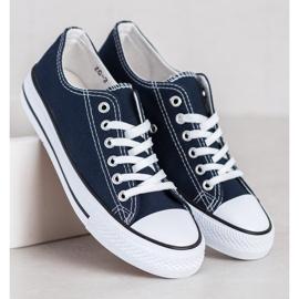 Bona Sports Sneakers navy blue 3