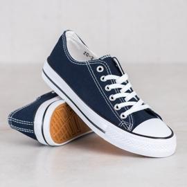 Bona Sports Sneakers navy blue 4