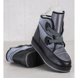 SHELOVET Fashionable Snow Boots grey 4
