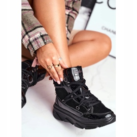 Kylie Crazy Women's Sneakers Black Snow boots Missy 4