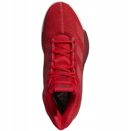 Adidas Pro Next 2019 M EH1967 basketball shoe red red 2