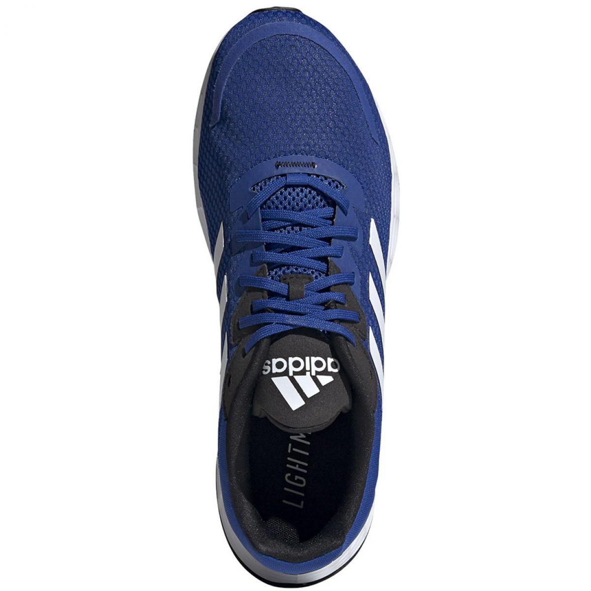 Adidas Duramo Sl M FW8678 running shoes black blue