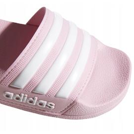Children's slippers adidas Adilette Shower K pink G27628 5