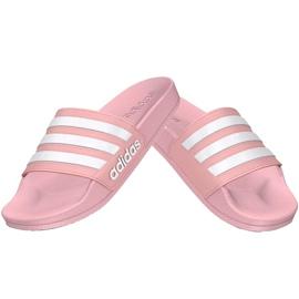 Children's slippers adidas Adilette Shower K pink G27628 1