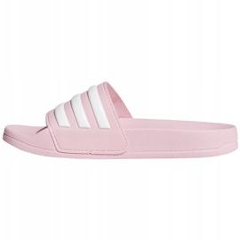 Children's slippers adidas Adilette Shower K pink G27628 3