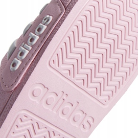 Children's slippers adidas Adilette Shower K pink G27628 4