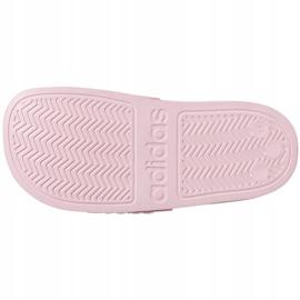 Children's slippers adidas Adilette Shower K pink G27628 7