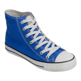 High-top Sneakers Konwers 8222 Blue 1