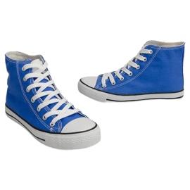 High-top Sneakers Konwers 8222 Blue 2