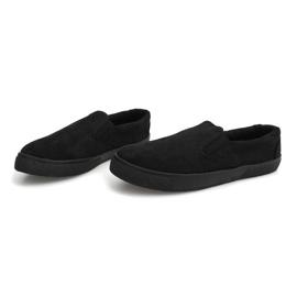 Slip On Sneakers Slip On SNK18 Black 5
