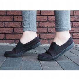 Slip On Sneakers Slip On SNK18 Black 2