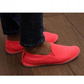 Lycra BL180 Pink Slip-On Sneakers 2
