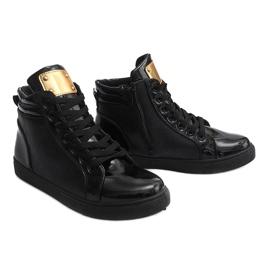 High-top Sneakers B11 Black 2