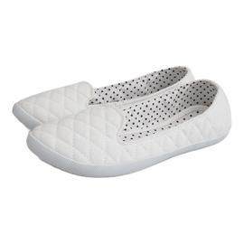 Sneakers Slip On YE14-3 White 1