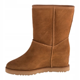 Ugg W Classic Femme Short 1104611-CHE brown 1