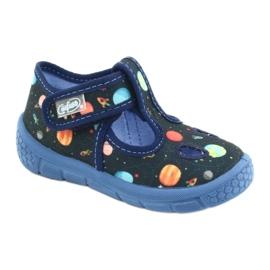 Befado children's shoes 533P011 navy 1