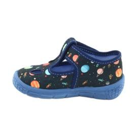 Befado children's shoes 533P011 navy 2