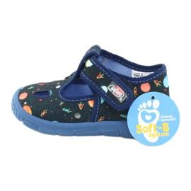 Befado children's shoes 533P011 navy 6