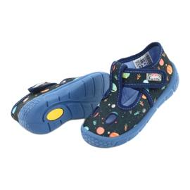 Befado children's shoes 533P011 navy 4