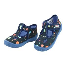 Befado children's shoes 533P011 navy 3