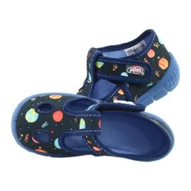 Befado children's shoes 533P011 navy 5