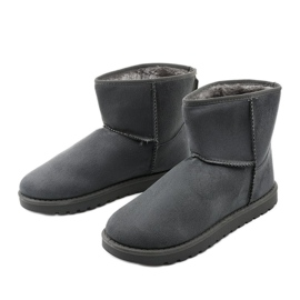 Gray insulated boots, emu Loraven type grey 2