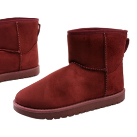Red Loraven emu insulated boots 1