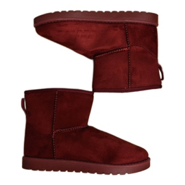 Red Loraven emu insulated boots 5