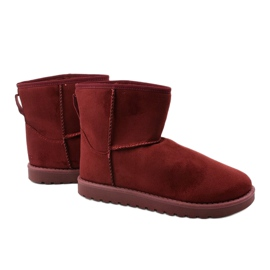 Red Loraven emu insulated boots 3