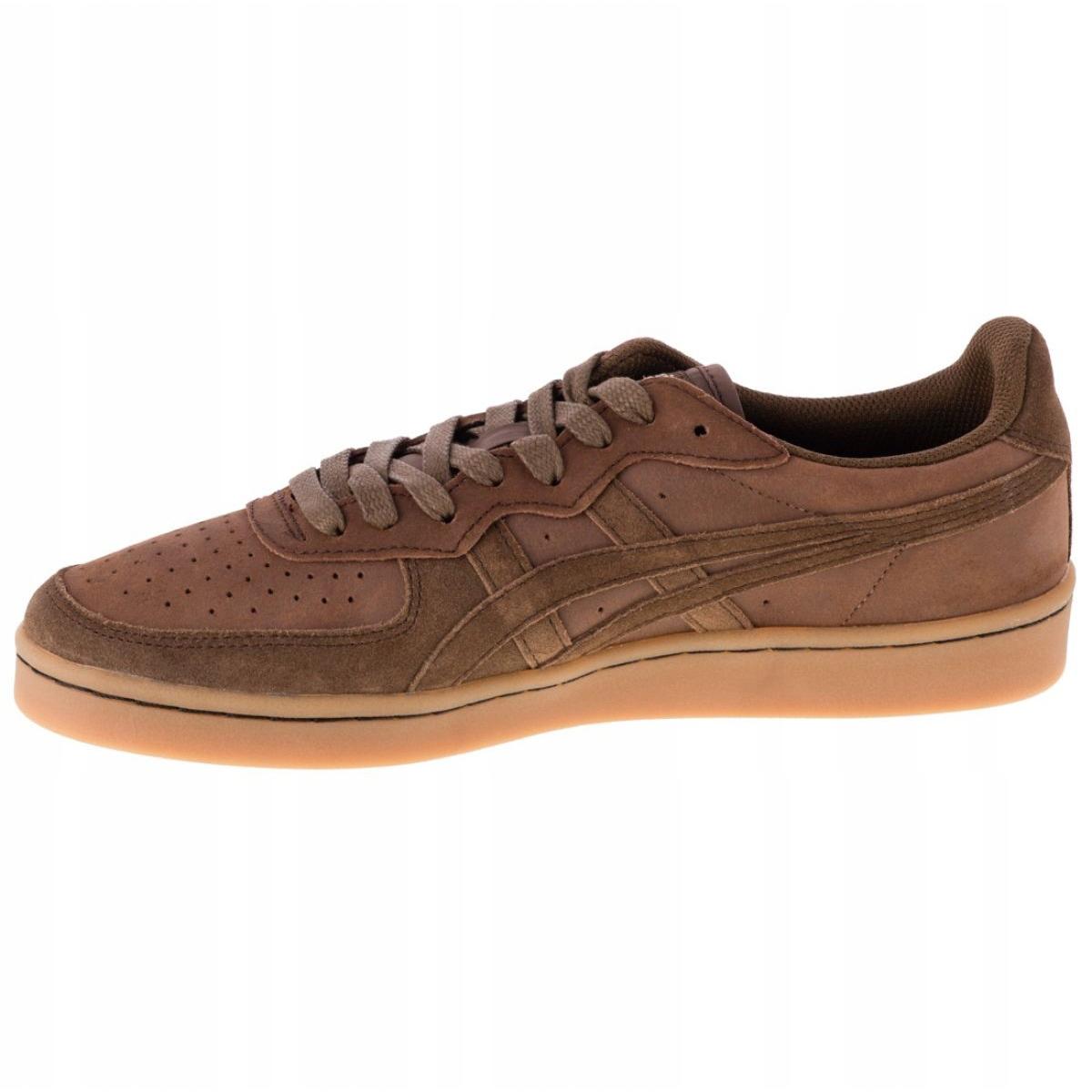 Asics Onitsuka Tiger Gsm M 1183A842-200 shoes brown