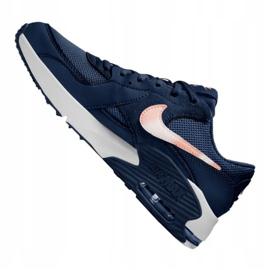 Nike Air Max Excee Gs Jr CD6894-400 white navy blue 2