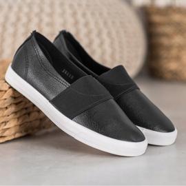 Bona Slip On Sneakers black 1