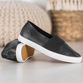 Bona Slip On Sneakers black 3