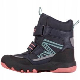 Kappa Blackpool Tex Jr 260805K 6722 shoes navy blue 2