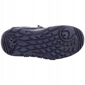 Kappa Cui Tex Jr 260823K 6722 boots navy blue 5