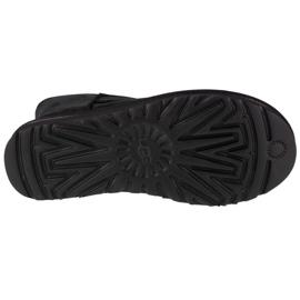 Boots Ugg W Classic Mini Leather W 1016558-BLK black 3