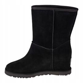 Ugg boots W Classic Femme Short W 1104611-BLK black 1