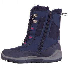 Kappa Alido Tex Jr 260813K 6760 shoes navy blue 1