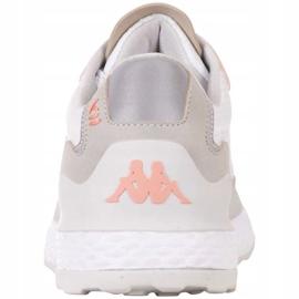 Kappa Laverton W 242930 1021 shoes white pink grey 4