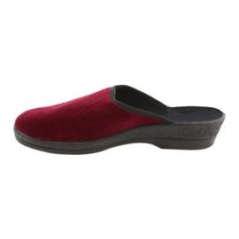 Befado women's shoes pu 219D427 red 2